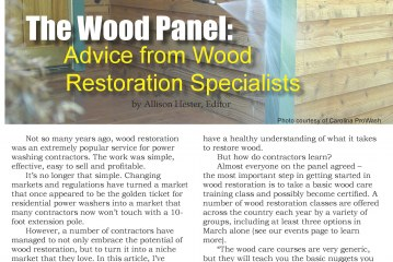 The Wood Panel: Advice from Wood Restoration Specialists
