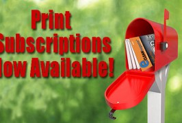eClean Print Subscriptions