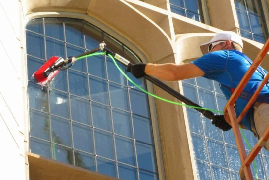 Is Window Cleaning Right for Me?  A Pressure Washer's Delimma