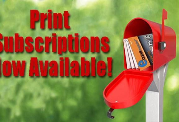 eClean Print Subscriptions