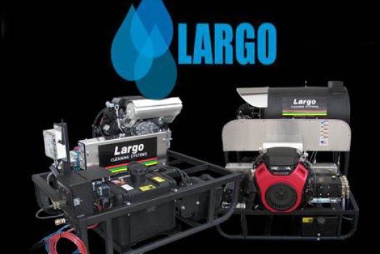 GCA Largo Announces Skid Giveaway at 2015 Pressure Washing & Window Cleaning Convention