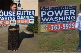 Proven Secrets of Effective Yard Signs for the Professional Cleaning Contractor